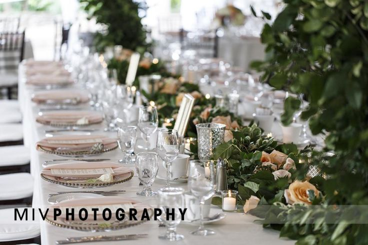 Stonefields Wedding |Miv Photography|http://mivphotography.com/ #headtable