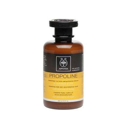 Apivita Shampoo Ξηρά Αφυδατωμένα Αμύγδαλο & Μέλι 250ml | Familypharmacy.gr