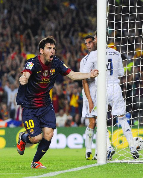 Messi. One of the best players in the game
