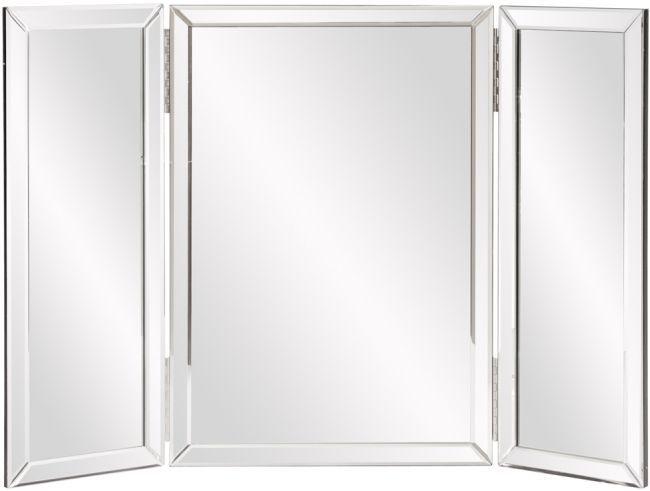 Marvelous Hinged Bathroom Mirrors Part