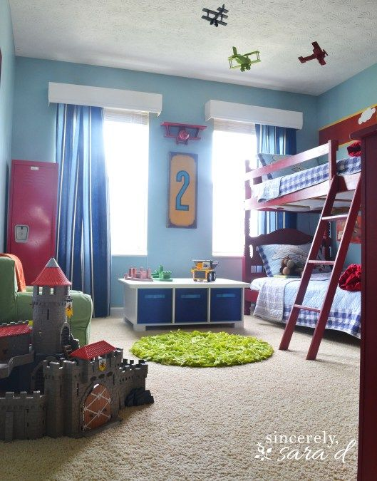 28 Best Airplane Room Ideas Images On Pinterest Child