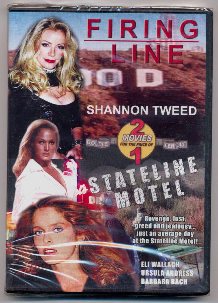 Firing Line with Shannon Tweed & Stateline Motel with Barbara Bach