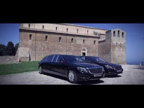 Mercedes Maybach S650 Pullman Exclisive Review Video Hd Video