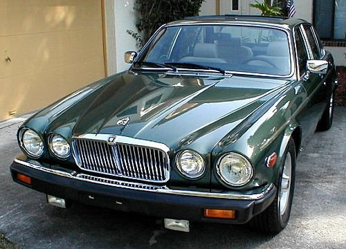 jaguar xj6 series iii us version interesting cars pinterest. Black Bedroom Furniture Sets. Home Design Ideas