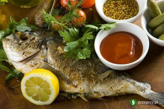 Ryba z masłem cytrynowym #fish #citron #cooking