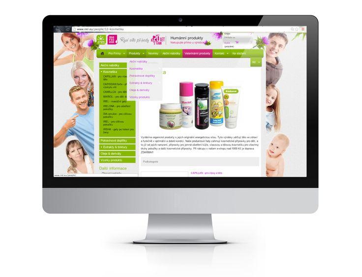 Nakupujte přímo u výrobce: www.irel.eu