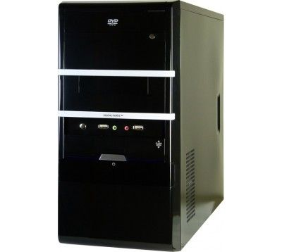 CoolPC Black Edition 3.0GHz Intel Pentium - 2GB - 250GB HDD - Remanufactured