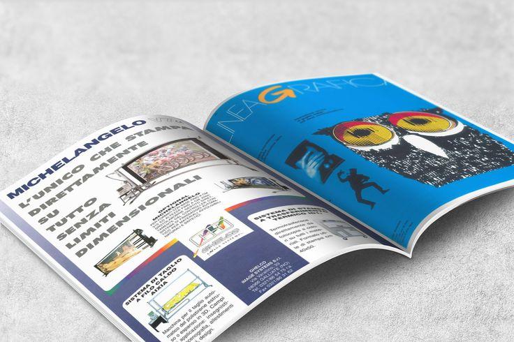 Ghelco nasce nel 1993 per la distribuzione del sistema Michelangelo nel mercato Italiano. Già 20 anni fa era possibile stampare direttamente su qualsiasi superficie per mezzo di una testa aerografica digitale ottenendo 16 milioni di tonalità colore. L'innovazione tecnologica cominciava a interessare le riviste di settore. Seguiteci anche voi quì su Pinterest!