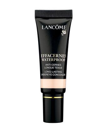 Effacernes Waterproof Under-Eye Concealer by Lancome at Neiman Marcus.