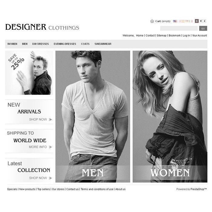 Diseño tiendas Online | Tienda Virtual |Galeria