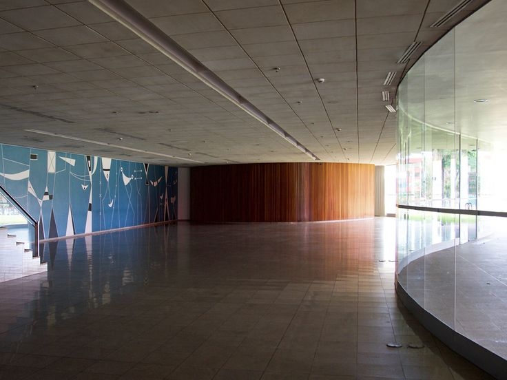 A night in Brasil's modernism: hotels by Oscar Niemeyer | STYLEPARK