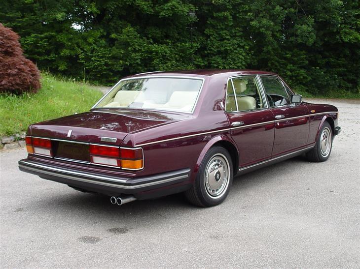 1993 Rolls Royce Silver Spirit II/III