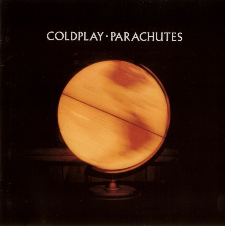 Forgot how much I love this album -- Coldplay -- Parachutes