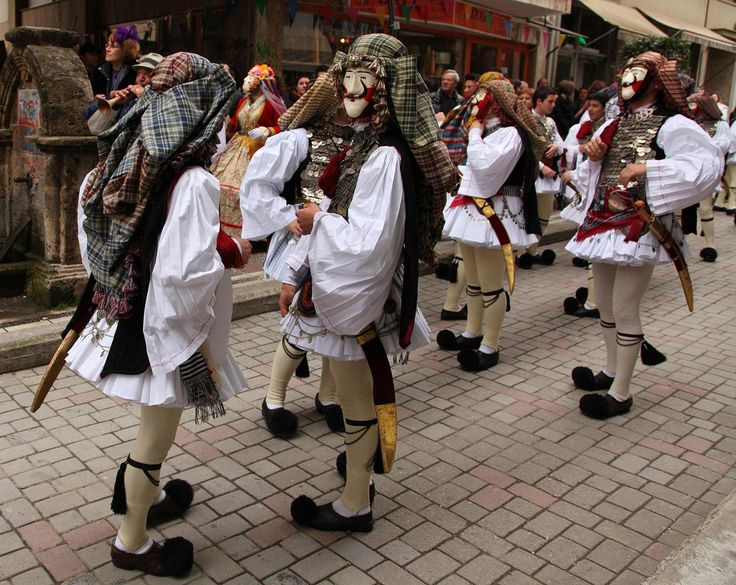 Living tradition!Thousands Folk festivals all over the Greece!!
