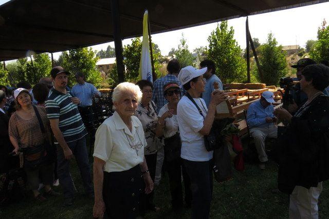 Capturador de Imágenes: Santuario de Schoenstatt Tierra Escogida, Talca. Bendición