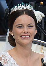 Princess Sofia, Duchess of Värmland - Wikipedia, the free encyclopedia