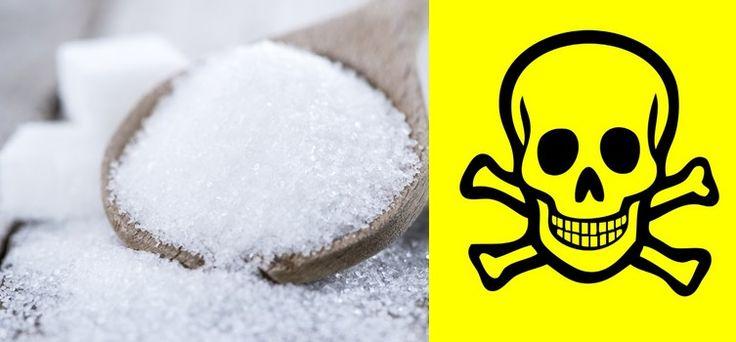 Rak żywi się cukrem - to podstępna trucizna