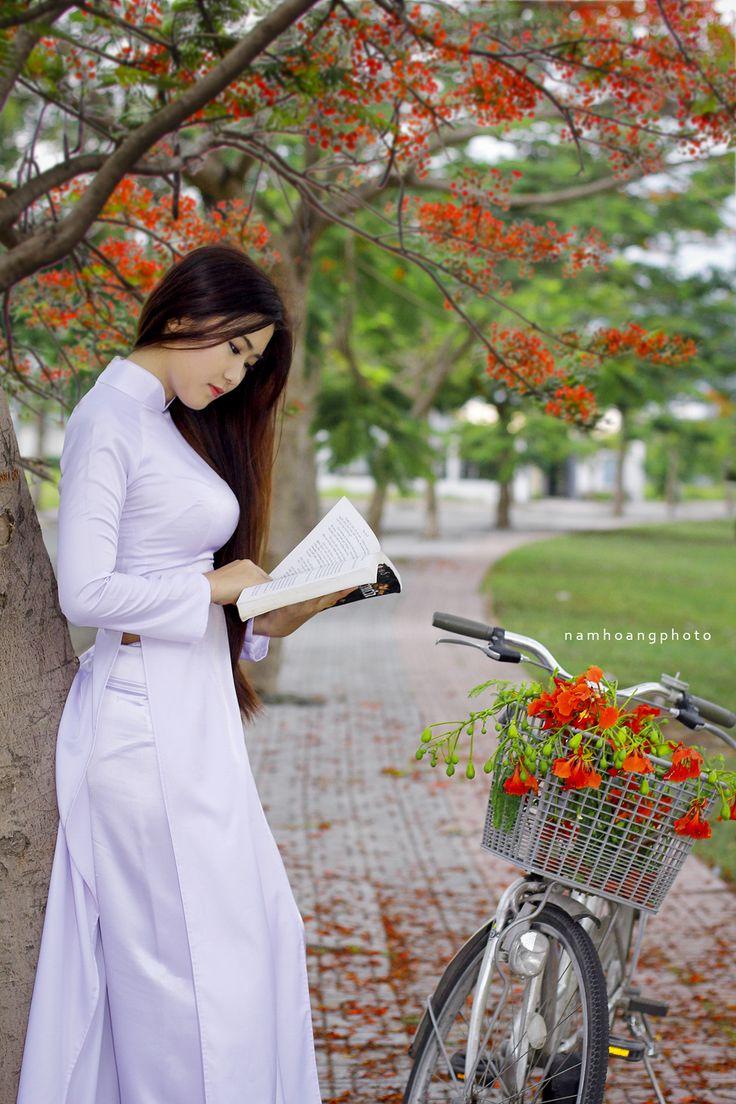 https://flic.kr/p/nQbHD1 | áo dài nữ sinh