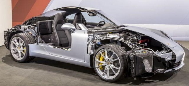 2017 Porsche 911 R Turbo