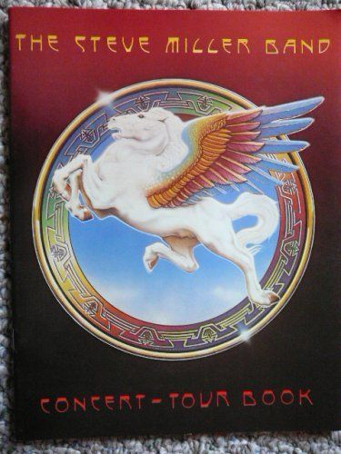 Steve Miller Band 1977 Concert Tour Book Rons Past and Pr...