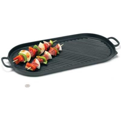 Chasseur Oval Stove Top Grill 46x23cm