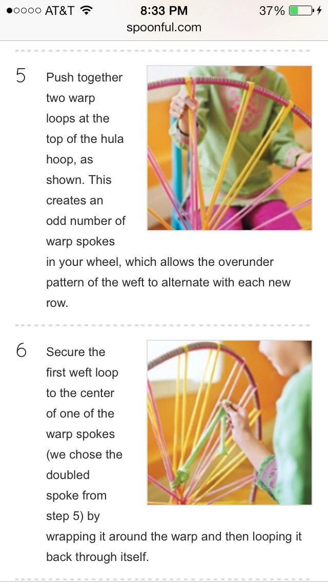 Best 25 Hula Hoop Rug Ideas On Pinterest Hula Hoop