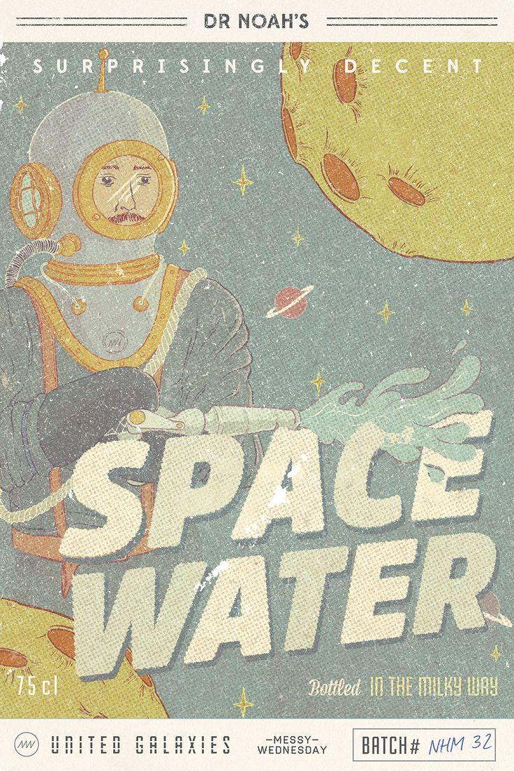 Dr Noah's Spacewater