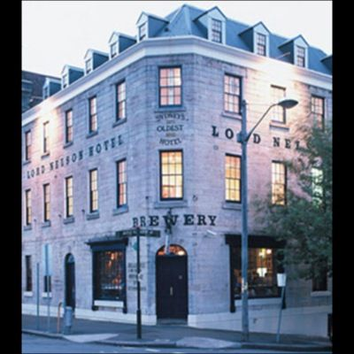 The Lord Nelson Brewery Hotel - Oldest hotel in the historic rocks precinct.
