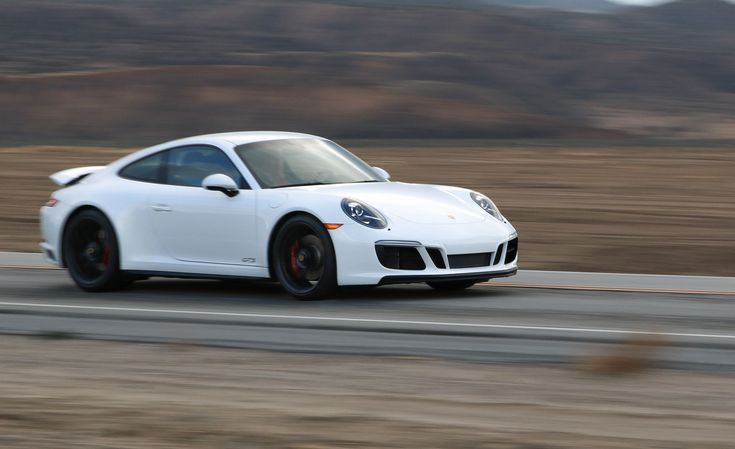 The Porsche to Own for a Lifetime: 911 Carrera 4 GTS Manual Tested!