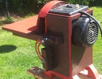 300 mm Teller Schleifmaschine