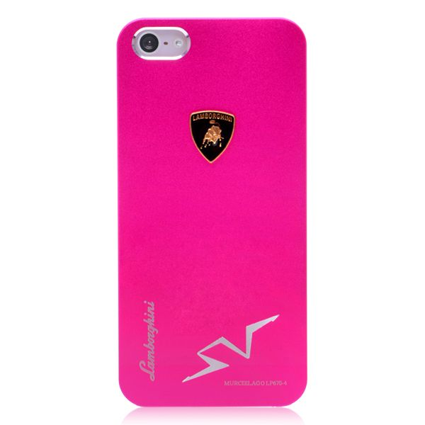 Lamborghini Metal iPhone 5 5S Case Black Friday Discount ! 50% OFF - DISCOUNTED PRICE: $4.99