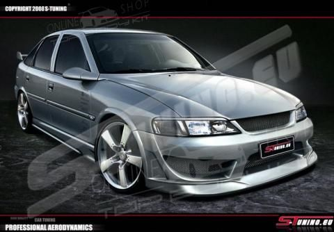Vauxhall Vectra B Side skirts - TOP BODYKIT ON-LINE SHOP