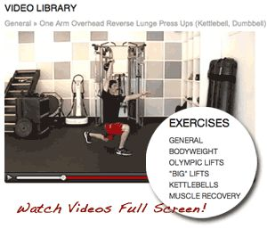 MAX Workout Club : High Intensity Interval Training Exercises With Kettlebells, Dumbbells, Barbells, Plus Olympic Weightlifting and Powerlifting Techniques. Workouts, Workout Videos, Exercise Videos, Fitness Articles, Strength Training & Conditioning, Weight Lifting, Fat-Loss,