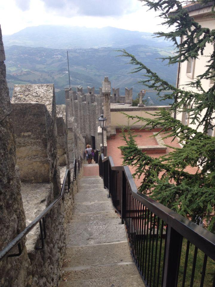 - San Marino, Agosto 2014