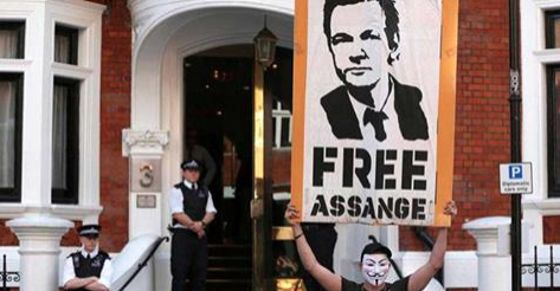WikiLeaks Supporters Launch Plan To Restore Assange's Internet Connection By Whitney Webb  A campaign is underway to restore Julian Assange's internet