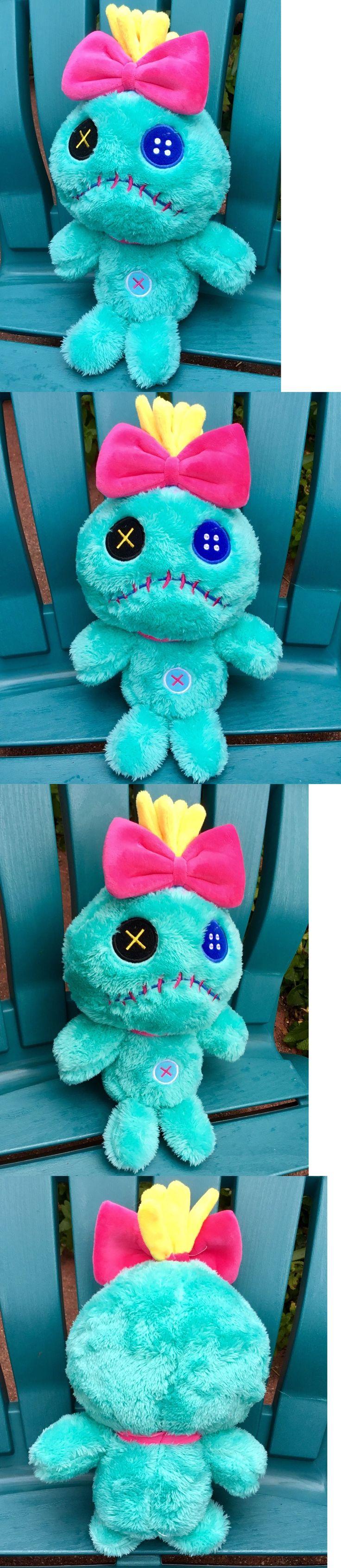 Lilo and Stitch 44035: New 14 Disney Lilo And Stitch Scrump Plush Stuffed Animal Doll Figure Soft Toy -> BUY IT NOW ONLY: $37.99 on eBay!