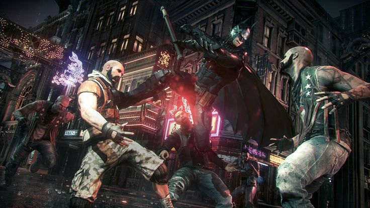 Batman Arkham Knight - Gameplay Trailer (ACE Chemicals Demo) (PS4/Xbox One)