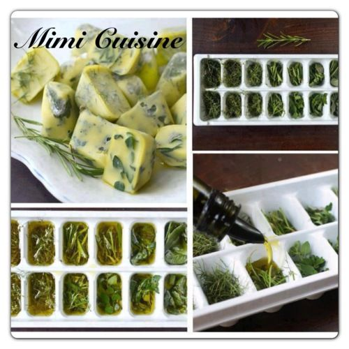Conserver Herbes Aromatiques - Mimi Cuisine