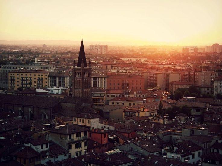Верона, Италия - Путешествуем вместе