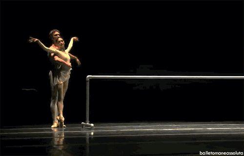 "balletomaneassoluta: ""Lucia Lacarra and Marlon Dino """