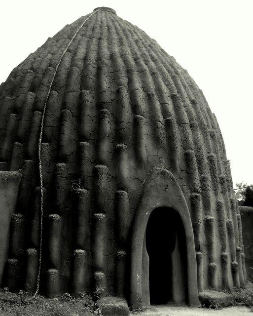 Mosgoum architecture