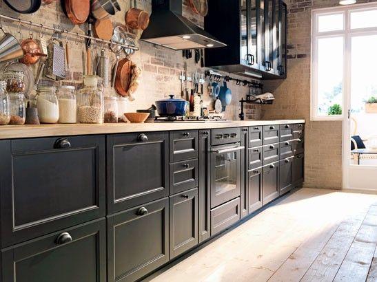 Les Meilleures Images Du Tableau Cuisine Sur Pinterest - Ikea valence drome pour idees de deco de cuisine