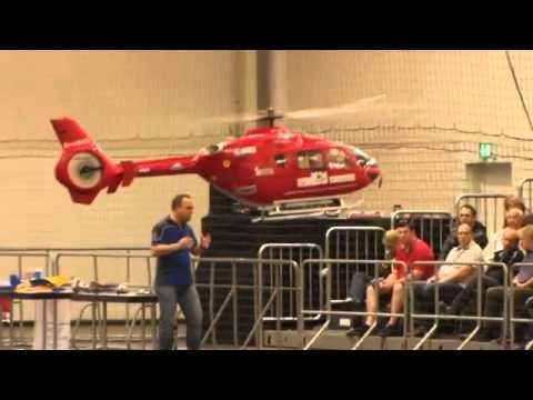 RC Helicopter show