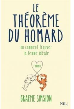 *juillet 2016 Le théorème du homard par Graeme Simsion