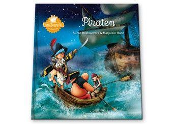 heerlijk stoer piraten prentenboek