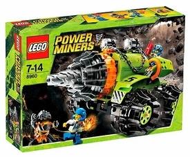 LEGO Power Miners Set #8960 Thunder Driller