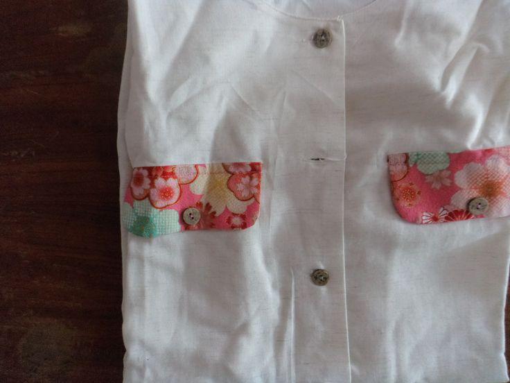 Arranged shirt
