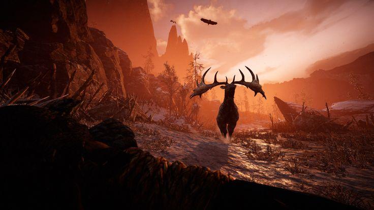 Výzvy Ubisoftu - nejhezčí screenshoot z Primalu
