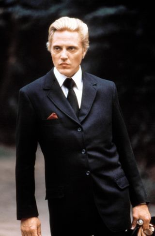 Christopher Walken - a young Christopher Walken would be an excellent Pendergast!