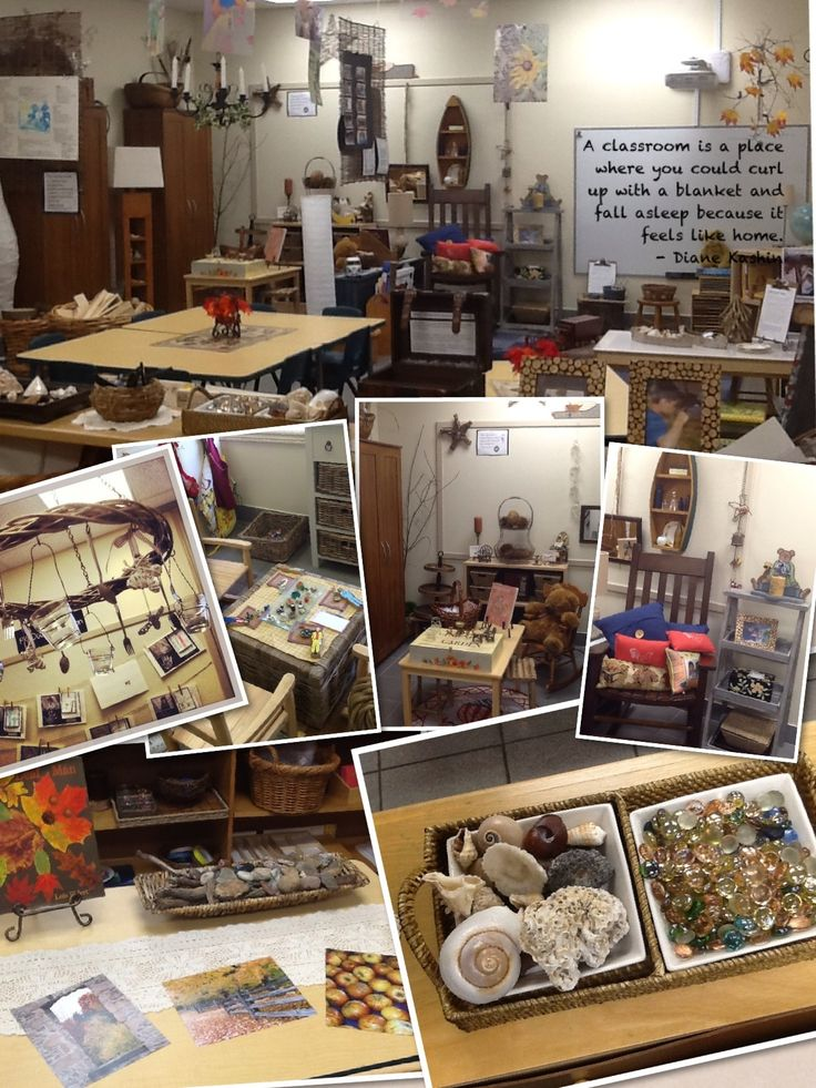 Reggio Inspired Classroom from Learning about Teaching